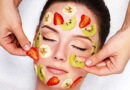 Fruit facials like own parlor