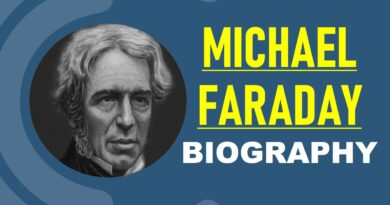 Michael Faraday – Biography, Facts, Works and Pictures
