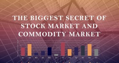 The biggest secret of stock market and commodity market