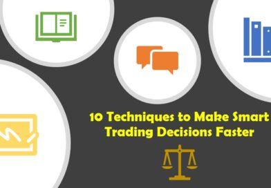 10 स्मार्ट ट्रेडिंग निर्णय तेज़ करने की तकनीक