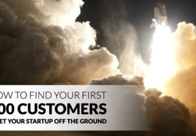 4 Ways to Find Your First Customer