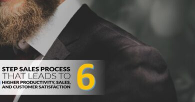 6 CRM Processes That Make a Sales Team Way More Efficient