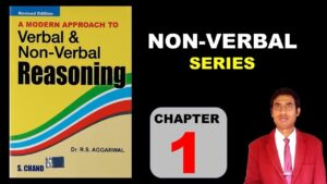 Non Verbal Reasoning by R S Aggarwal Book