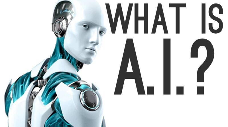 What is Artificial Intelligence-What is AI-Introduction to AI with real life example in Hindi