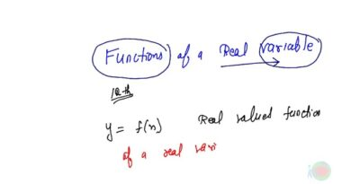 Advance-Engineering-Maths-Function-of-real-Variables