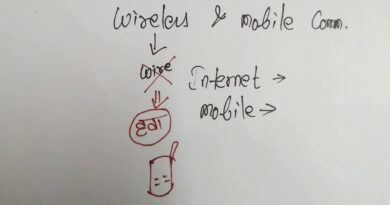 Wireless and Mobile Communication Introduction and Basic Concept