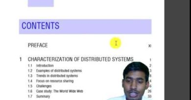 Best Book to Follow on Distributed Computing System