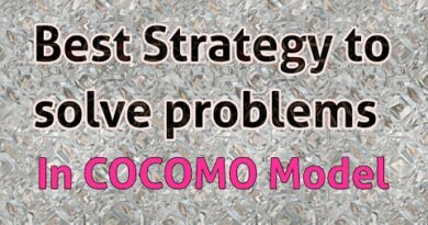 Best Problem solving strategies in COCOMO Model For cocomo calculator and cocomo software
