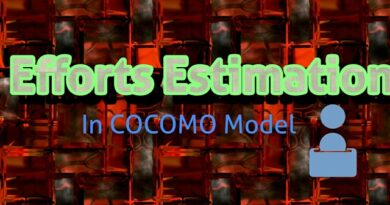 Efforts Calculation In cocomo model effort estimation models effort estimation models of cocomo tool