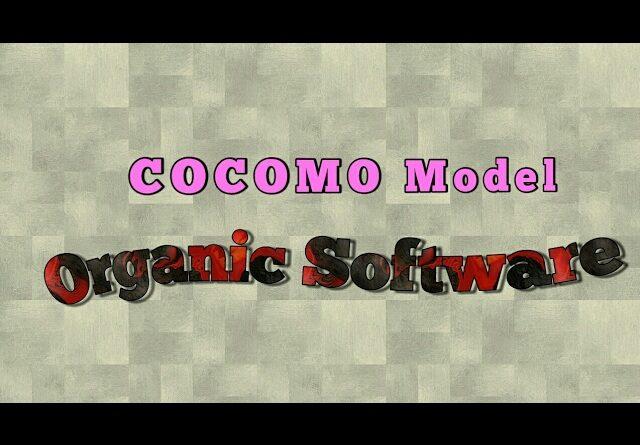Organic Software organic computer organic electronics organic search engine