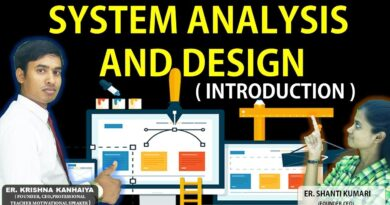 System Analysis and Design System Analysis and Design-Introduction-What is System-System Analyst-System Design