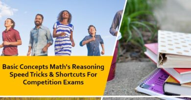 Basic Concepts Maths Reasoning Speed Tricks & Shortcuts For Competition Exams