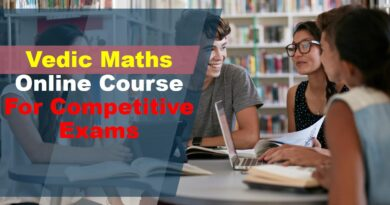 VEDIC MATHS BOOK VIDEO FOR COMPETITIVE EXAMS